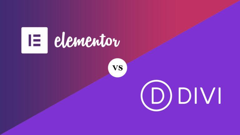 divi vs elementor, elementor vs divi, divi vs, elementor vs, elementor for wordpress
