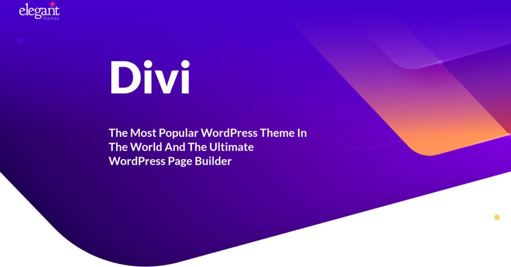 divi themes. divi wordpress theme elegant themes