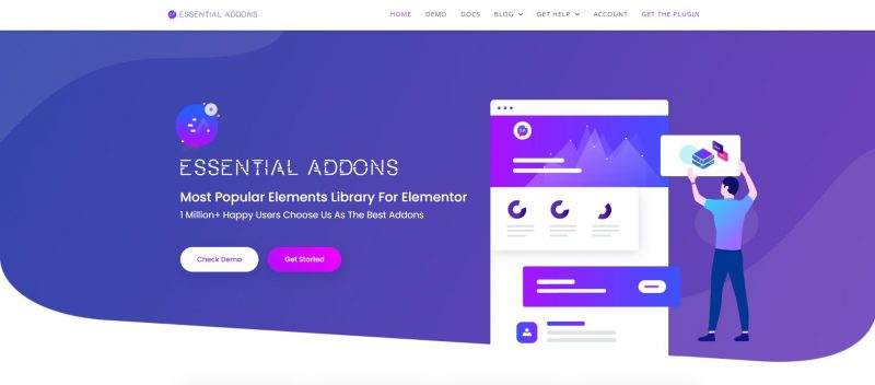 Essential addons for Elementor review,